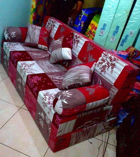 Sofa Bed Lipat Murah Di Surabaya Review Home Co